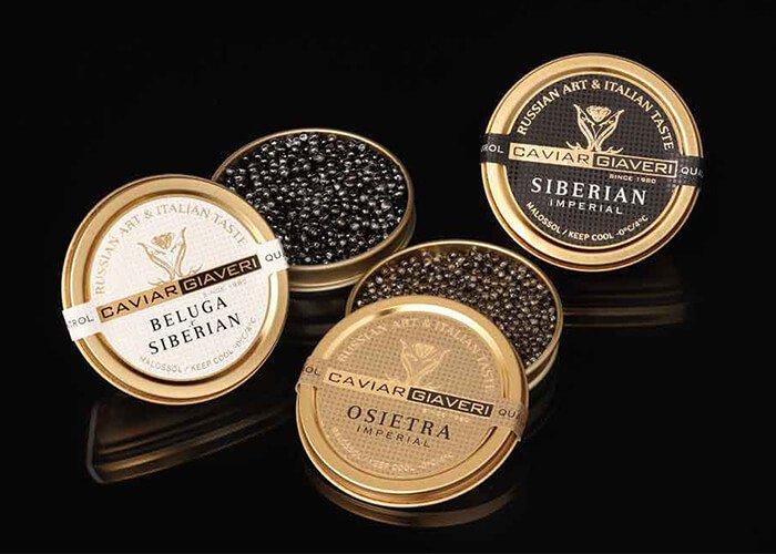 provisioning caviar giaveri in montenegro